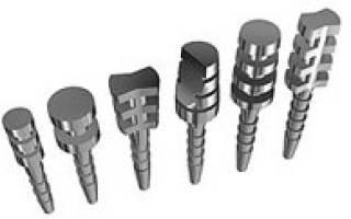 Титановые штифты в стоматологии