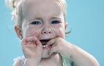 Стоматит у маленького ребенка