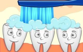 Полость рта нуждается в санации