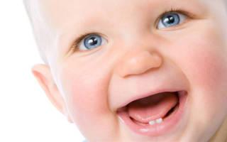 Какие симптомы при прорезывании зубов у малышей