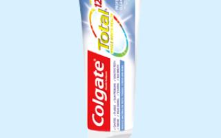 Зубная паста лакалют состав