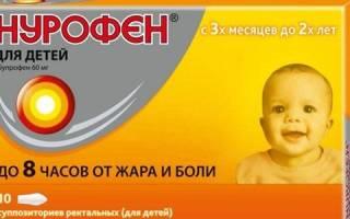 Нурофен при прорезывании зубов у детей