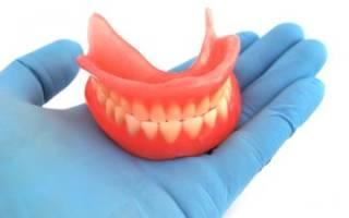 Не могу привыкнуть к зубным протезам, что делать