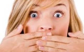 Как лечить болячки во рту