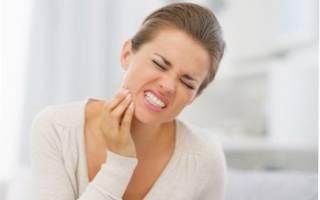 Точки массажа при зубной боли