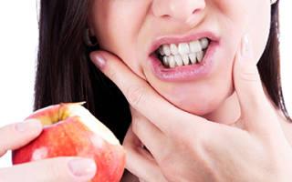 Высокая чувствительность зубов