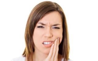 Когда лезет зуб мудрости