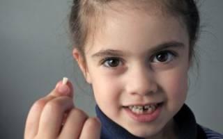 Когда выпадает последний молочный зуб