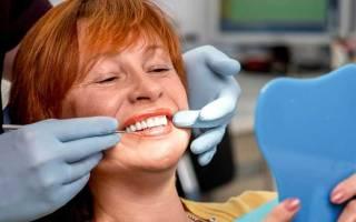 Съемный протез на нижнюю челюсть – новые технологии